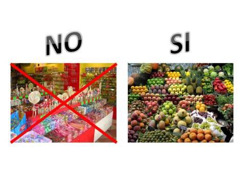 alimentos saludables si