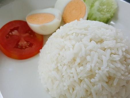 arroz frio para bajar de peso