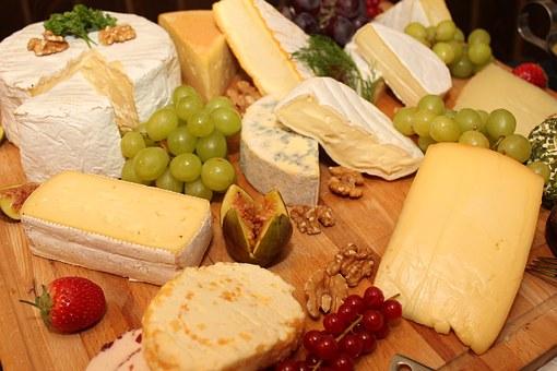 Enhorabuena, el queso no engorda