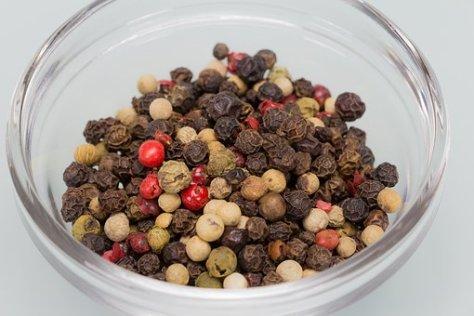 variedades de pimienta para adelgazar