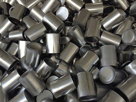 latas para conserva